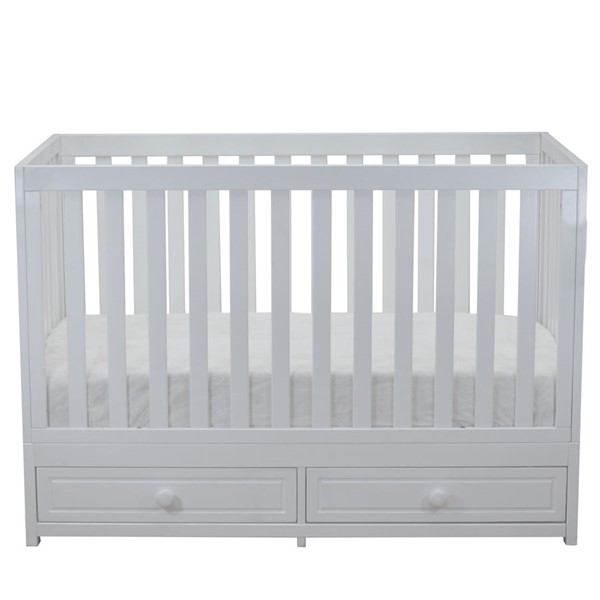 AFG Baby Furniture Marilyn 3 In 1 Convertible Cribs AFG-668-CRB-VAR