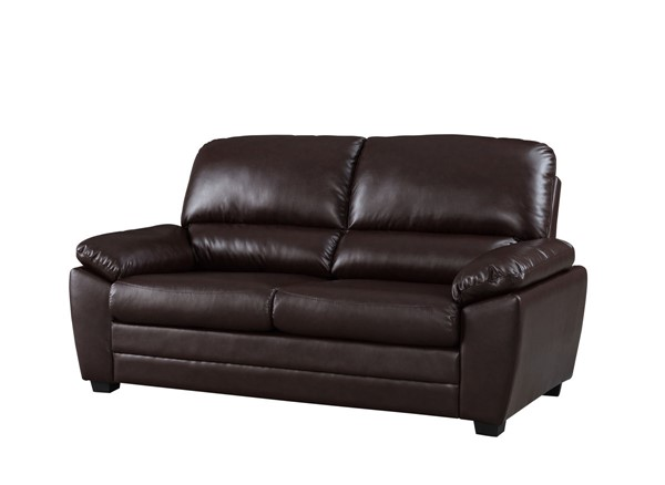 Access Global Home Cary Dark Brown Sofa AGH-16-767-S
