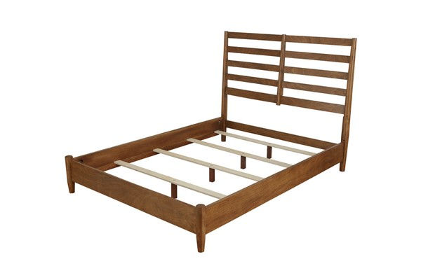Alpine Furniture Flynn Retro Platform Beds ALPN-1066-21-BEDS-VAR