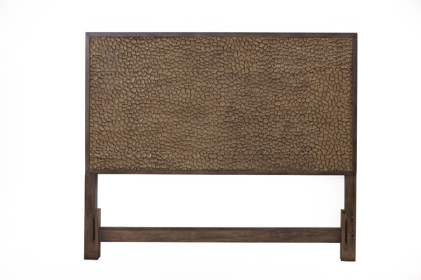 Alpine Furniture Pearl Brown Cal King Headboard ALPN-1859-07CK-HB