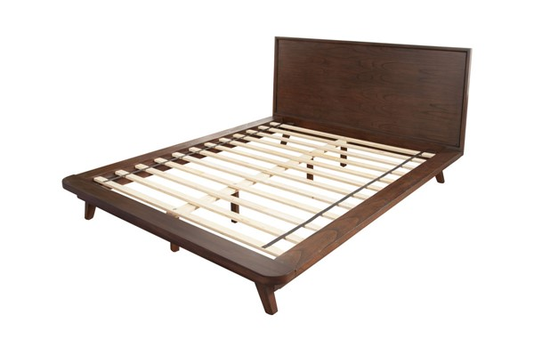 Alpine Furniture Gramercy Walnut Full Bed ALPN-1978-08F