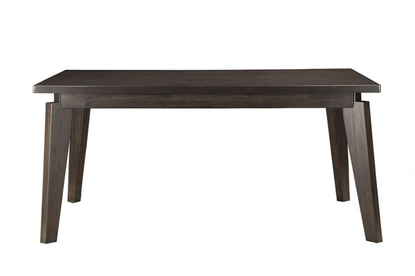 Alpine Furniture Uptown Dark Mocha Dining Table ALPN-6078-01