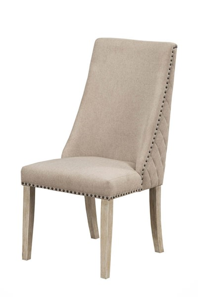 2 Alpine Furniture Chiclayo Swiss Mocha Parson Chairs ALPN-8470-12