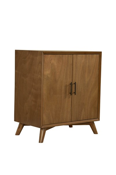 Alpine Furniture Flynn Acorn Small Bar Cabinet ALPN-966-17