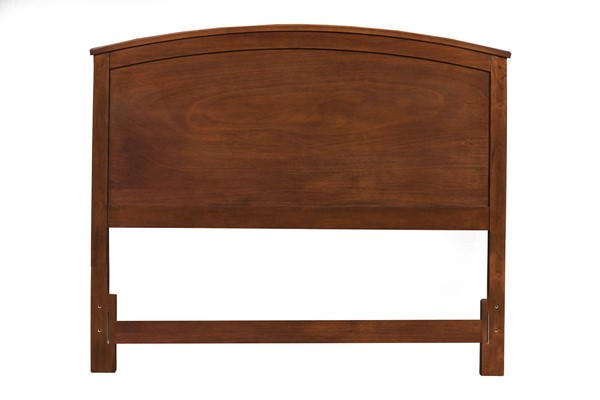Alpine Furniture Baker Mahogany Cal King Headboard ALPN-977-07CK-HB