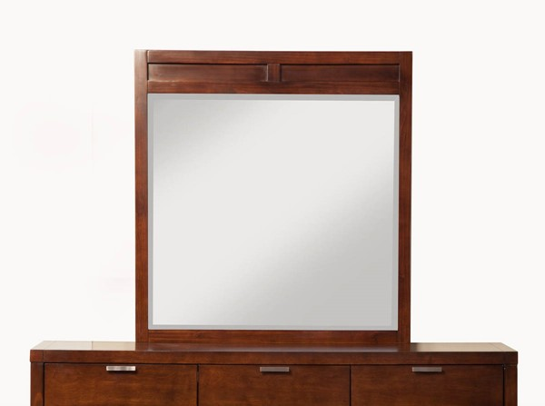 Alpine Furniture Carmel Cappuccino Mirror ALPN-JR-06