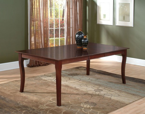 Atlantic Furniture Venetian Dining Tables with Solid Top AD78231-DT-VAR