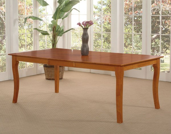 Atlantic Furniture Venetian Caramel Latte Dining Table AD782117