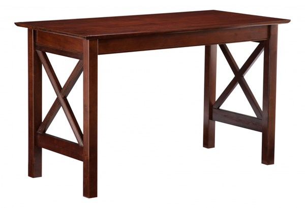 Atlantic Furniture Lexi Walnut Work Tables H-791-LW