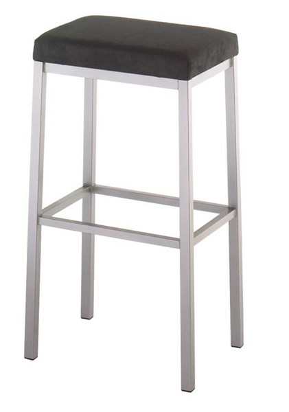 Bradley Non Swivel 30 Inch Stool (Upholstered Seat) AMC-40038-30-MF