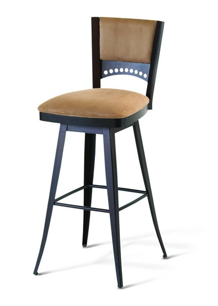 Lilly Swivel 34 Inch Stool The Classy Home