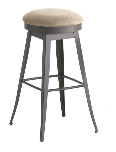 Grace Swivel Stools (Upholstered Seat) AMC-42414-BS-VAR