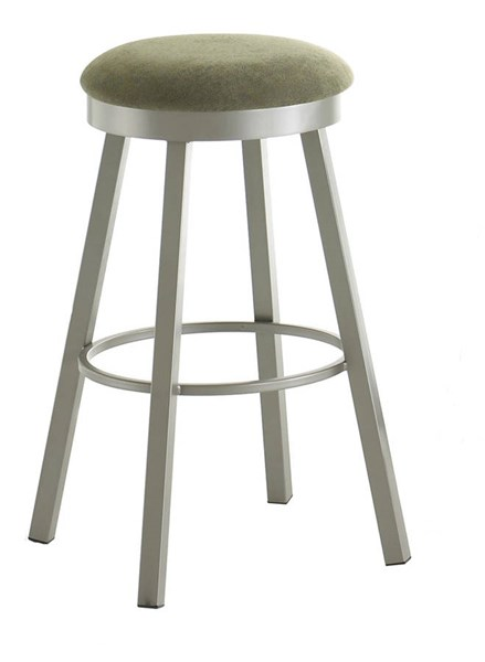 Connor Swivel 26 Inch Stool (Upholstered Seat) AMC-42493-26-MF