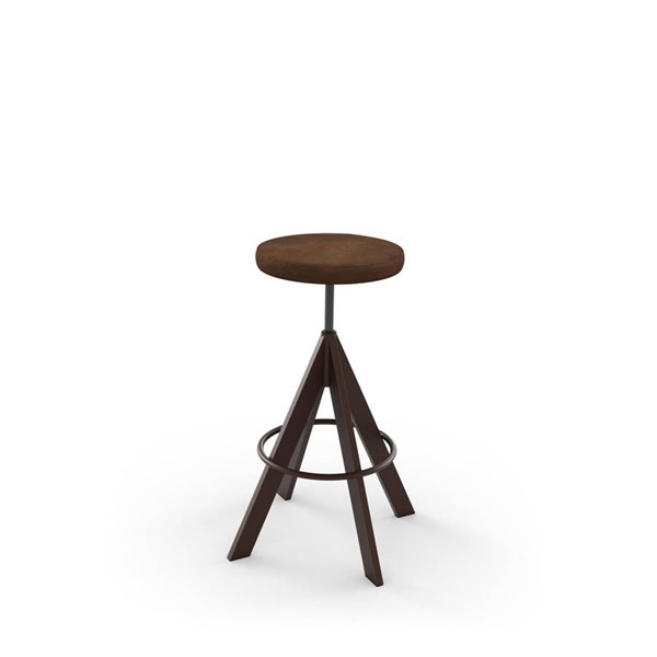 Uplift Screw Stool (Upholstered Seat) AMC-42614-MF