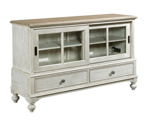 American Drew Litchfield Sun Washed Ludlow Entertainment Console AMDRW-750-585