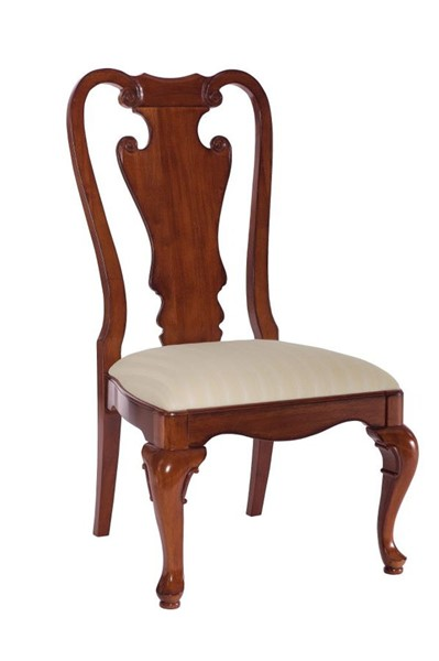 2 American Drew Cherry Grove Splat Back Side Chairs AMDRW-792-636
