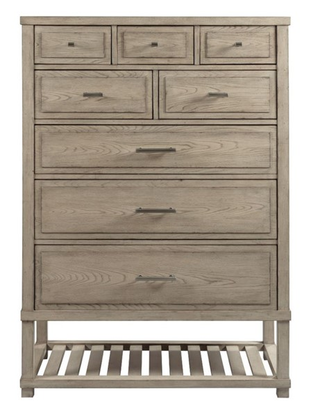 American Drew West Fork Aged Taupe Greer Chest AMDRW-924-215