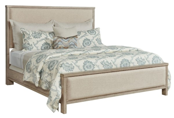 American Drew West Fork Aged Taupe Jacksonville King Bed AMDRW-924-316R