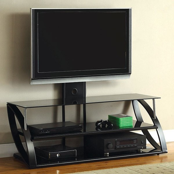 Furniture of America Adella 54 Inch TV Console FOA-CM5818-TV