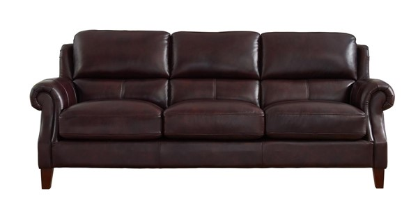Hydeline Bradbury Brandy Sofa AMX-6676SO2178