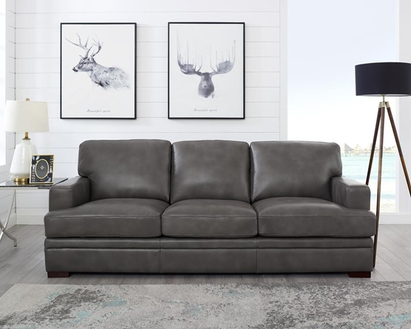 Hydeline Metro Grey Sofa AMX-6697SO2131