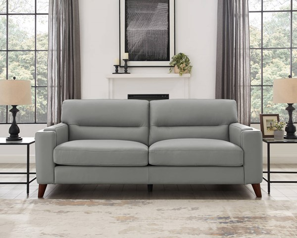 Hydeline Siena Silver Gray Sofa AMX-6762SO2517