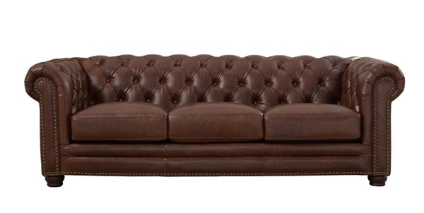 Hydeline Madison Tobacco Sofa AMX-Madison-SO-TOBA