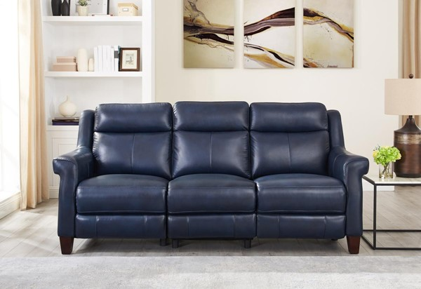 Hydeline Navona Blue Power Sofa AMX-6553SO2199