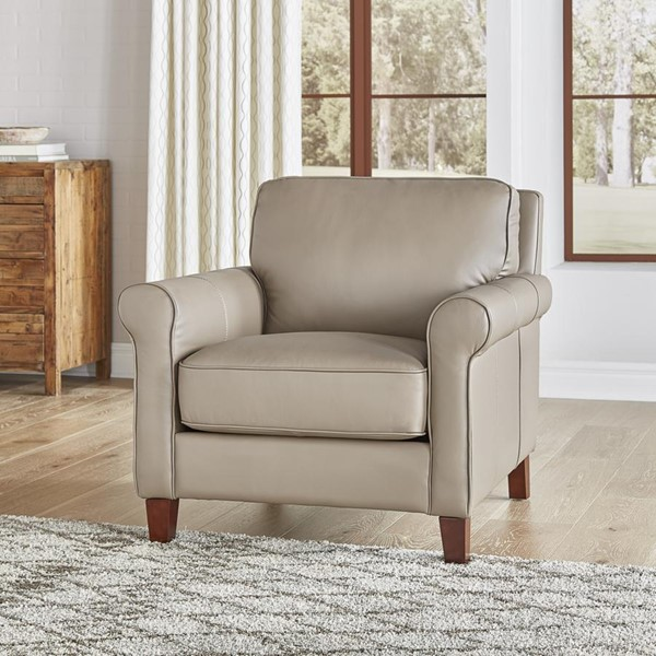 Hydeline New London Taupe Chair AMX-6671CH2518