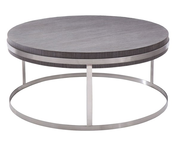 Armen Living Sunset Grey Coffee Table ARM-LCSUCOGR