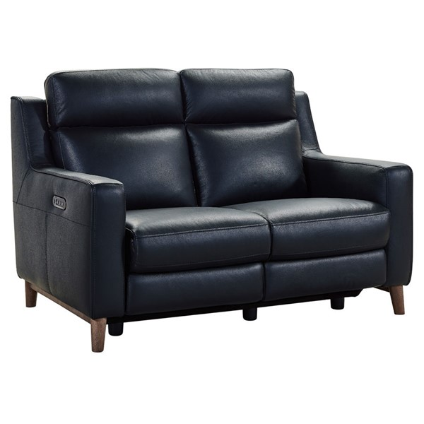 Armen Living Wisteria Black Loveseat ARM-LCWS2BLK