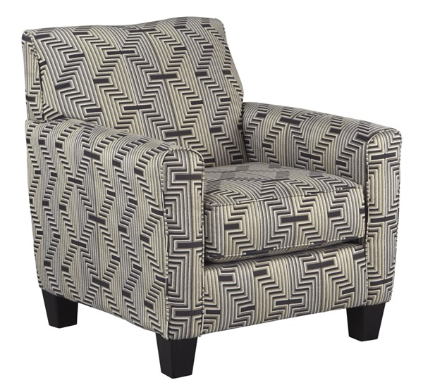 Ashley Furniture Torcello Gunmetal Accent Chair 1130321