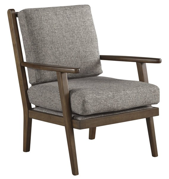 Ashley Furniture Zardoni Charcoal Accent Chair The