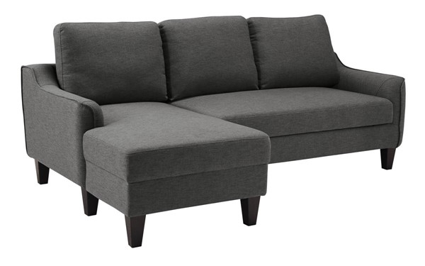 Ashley Furniture Jarreau Gray Sofa Chaise Sleeper 1150271