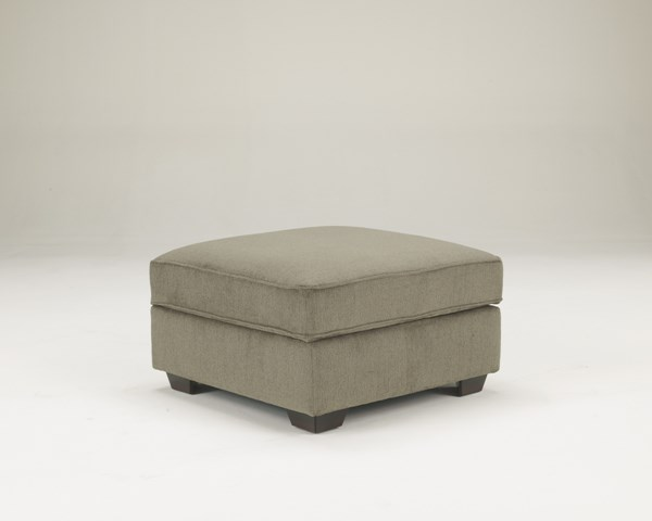 Patola Park Contemporary Patina Ottoman With Storage 1290011