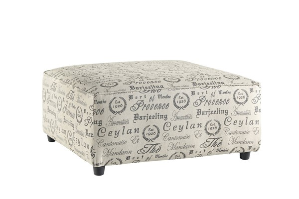 Ashley Furniture Alenya Quartz Oversized Accent Ottoman 1660008