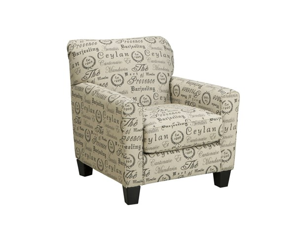 Ashley Furniture Alenya Quartz Fabric Accent Chair 1660021