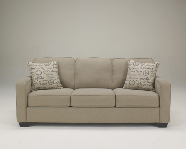 Alenya Casual Quartz Fabric Stationary Sofa 1660038