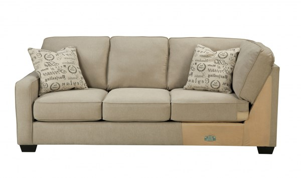Alenya Vintage Casual Quartz Fabric LAF Sofa 1660066