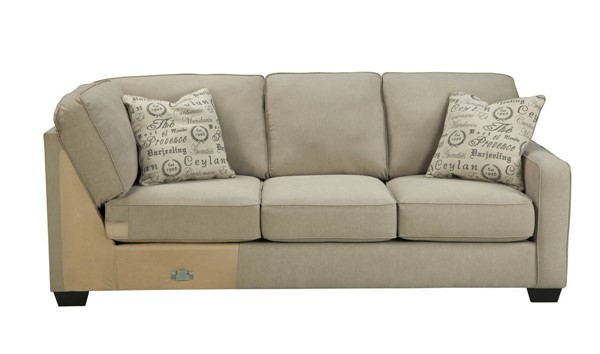 Alenya Vintage Casual Quartz Fabric RAF Sofa 1660067