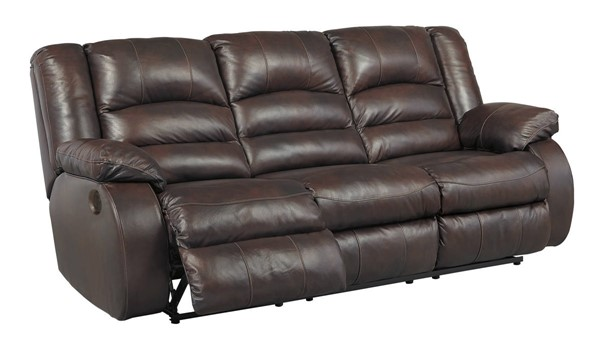 Ashley Furniture Levelland Cafe Reclining Power Sofa 1700187