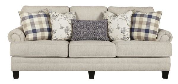 Ashley Furniture Meggett Linen Sofa The Classy Home