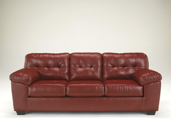 Alliston DuraBlend Contemporary Fabric Sofa 2010-SF