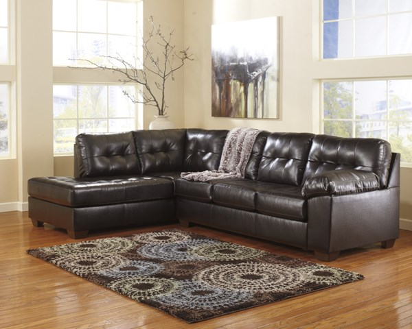 Ashley Furniture Alliston Durablend RAF Sectionals 2010-SEC-RAF