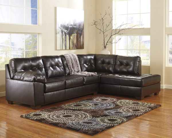 Ashley Furniture Alliston Durablend LAF Sectionals 2010-SEC-LAF