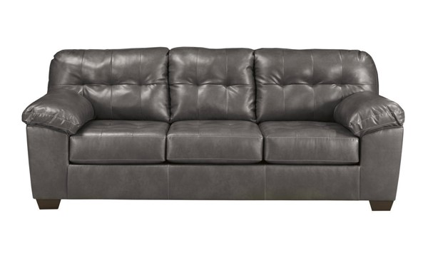 Ashley Furniture Alliston Durablend Gray Sofa 2010238