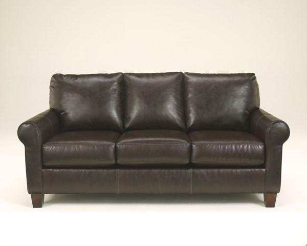 Nastas DuraBlend Bark Leather Polyurethane  Sofa 2330038