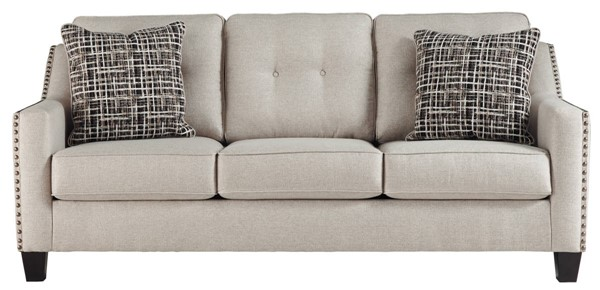 Ashley Furniture Marrero Fog Sofa The Classy Home