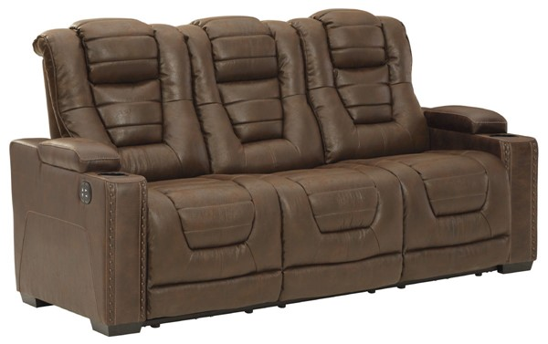 Ashley Furniture Owners Box Thyme Power Recliner Sofa 2450515