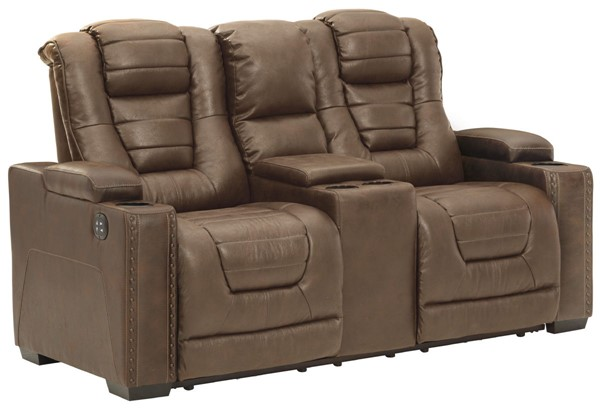 Ashley Furniture Owners Box Thyme Power Recliner Loveseat 2450518